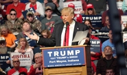 Ông Trump: Không để Trung Quốc tiếp tục cưỡng hiếp nước Mỹ