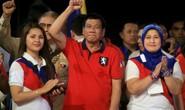 """""""Donald Trump của Philippines"""" trên đà giành chiến thắng"""