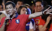 Tân tổng thống Philippines muốn án tử hình và quyền bắn chết