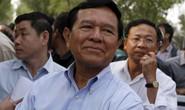 Campuchia: Lãnh đạo đối lập trốn trong trụ sở để tránh bị bắt