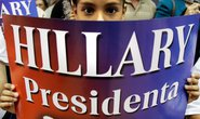 Bà Clinton tiến gần ghế ứng viên đảng Dân chủ