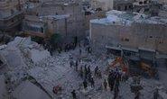 """Nga hứa """"không kích hết sức"""" hỗ trợ Syria lấy lại Aleppo"""