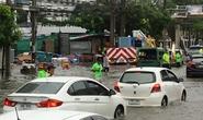 Bangkok ướt sũng vì mưa lớn