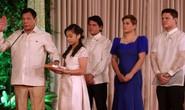 Lễ nhậm chức lạ của tân tổng thống Philippines