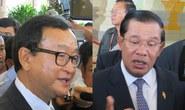 Thủ tướng Campuchia kiện thủ lĩnh đối lập