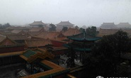 Dân mạng Trung Quốc nổi sóng vì Tử Cấm Thành khô ráo