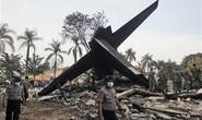 Indonesia: Rơi máy bay vận tải, 13 người chết