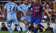 Messi tỏa sáng ở Nou Camp, Barcelona giành Gamper Cup