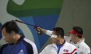 Báo Hàn Quốc: Có lúc, Hoàng Xuân Vinh khiến Jin Jongoh run tay
