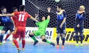 Tuyển futsal Nhật chết lặng sau khi thua Việt Nam