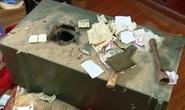 Bắt 2 siêu trộm gây ra gần 90 vụ đục két sắt