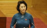 Nêu vấn đề Biển Đông, sự cố môi trường ra Quốc hội