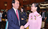 Chủ tịch nước đề nghị Quốc hội, Chính phủ hỗ trợ thiết thực cho TP HCM