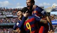 Barcelona trên đỉnh La Liga