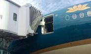 Xác định người làm hỏng cửa siêu máy bay Boeing 787-9