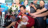Ngày về ấm áp của nhà vô địch Paralympic Lê Văn Công
