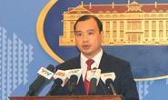 Yêu cầu Trung Quốc chấm dứt ngay tập trận trên Biển Đông