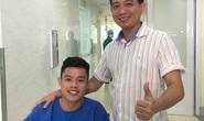 Cứu một tuyển thủ U19 Việt Nam bị teo dây chằng