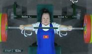 Đặng Thị Linh Phượng được thưởng nóng với tấm HCĐ cử tạ Paralympic 2016