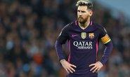 Messi bị tố vào phòng thay đồ đánh cầu thủ Man City