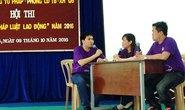CNVC-LĐ thi tìm hiểu pháp luật lao động