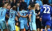 Vụ ẩu đả trên sân Etihad: Chelsea có thể bị trừ điểm
