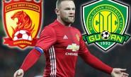 Rooney nhận lương 700.000 bảng Anh/tuần nếu sang Trung Quốc