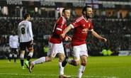 Rooney lập siêu phẩm, Man United thẳng tiến vòng 5 FA Cup