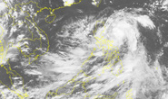 Bão sẽ vào Biển Đông với sức gió giật cấp 14-15