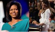 Vợ ông Trump cóp phát biểu của bà Obama?