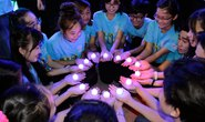 Hào hứng với nến đèn led hưởng ứng Giờ Trái đất
