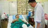 Đắk Lắk: CSGT bị ném gạch khi đang làm nhiệm vụ