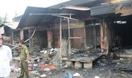 Cháy chợ lúc rạng sáng, 20 lô hàng bị thiêu rụi