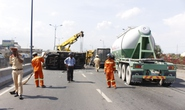 Tai nạn liên hoàn trên cầu Rạch Chiếc