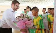 Khai mạc giải bóng đá Hội khỏe Phù Đổng - Cúp Milo 2016