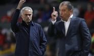 Mourinho nổi điên, chửi trợ lý ngay trên đường piste
