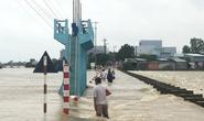 Bình Định có 4 người chết, 3 người bị thương do mưa lũ