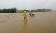Bình Định: 2 người chết và mất tích, nhiều nơi bị cô lập do mưa lũ