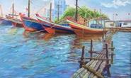 Cung Văn hóa Lao động triển lãm tranh về mùa thu
