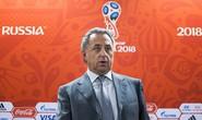 Làng bóng đá Nga náo loạn trước thềm World Cup 2018