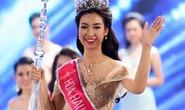 Đỗ Mỹ Linh hiện thực hóa giấc mơ hoa hậu