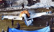 Lại rơi máy bay, 4 người chết