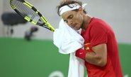 Nadal vỡ mộng chung kết Olympic