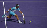 Federer rút lui, Nadal và Wawrinka chia tay sớm Miami Masters