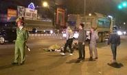 Tông vào sau xe tải, nam sinh viên tử vong tại chỗ