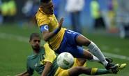 Bóng đá Olympic: Có Neymar, chủ nhà vẫn mất điểm