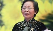 Quốc hội miễn nhiệm Phó Chủ tịch nước Nguyễn Thị Doan