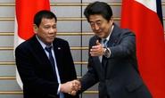 Tổng thống Duterte thận trọng ở Nhật