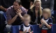 Con trai Ibrahimovic gia nhập M.U