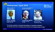 Nobel Hóa học vinh danh thành tựu về cỗ máy phân tử